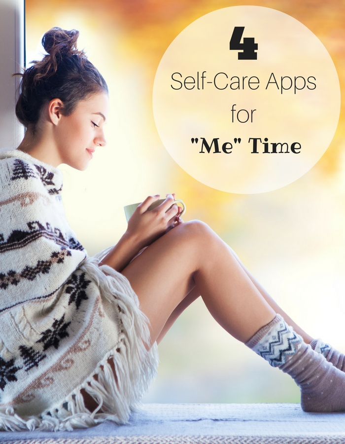 4 Self-Care Apps Moms Will Love