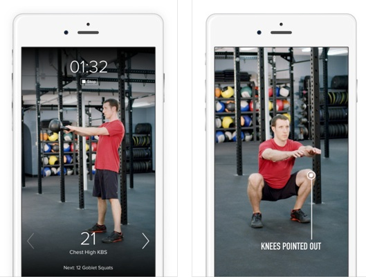 Workout Apps for Moms