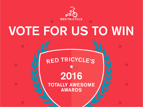 Red Tricycle Email Banner