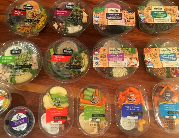 On-the-Go Meals and Healthy Snacks from Ready Pac (Giveaway)