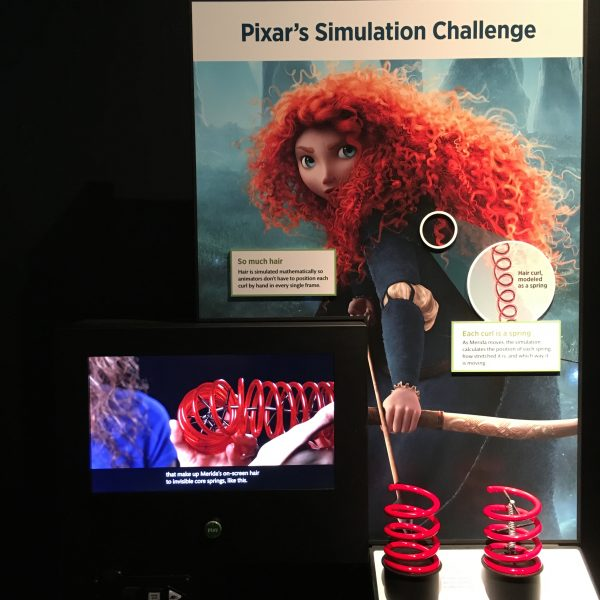 Pixar Exhibition