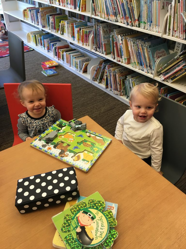 Library Story Time