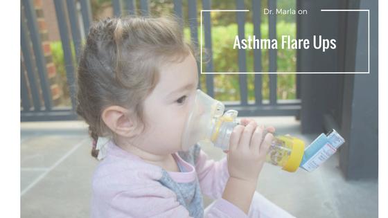Asthma Flare Ups