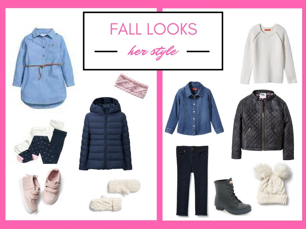 Affordable Fall Fashion for Girls