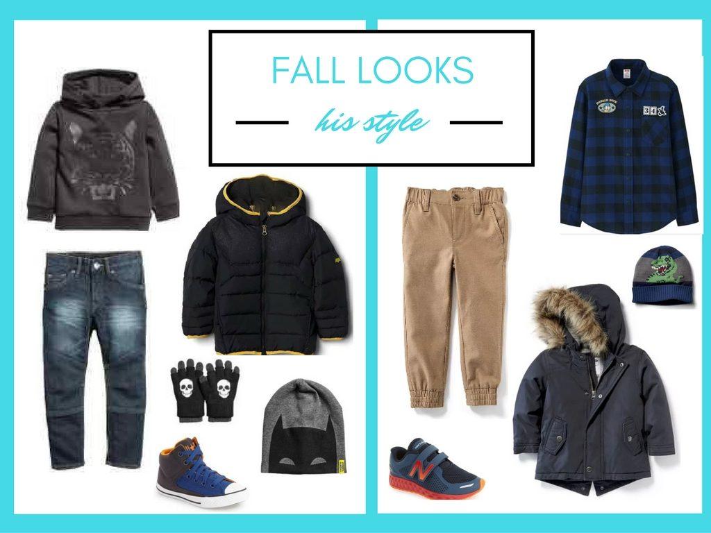 Affordable Fall Fashion Picks for Boys