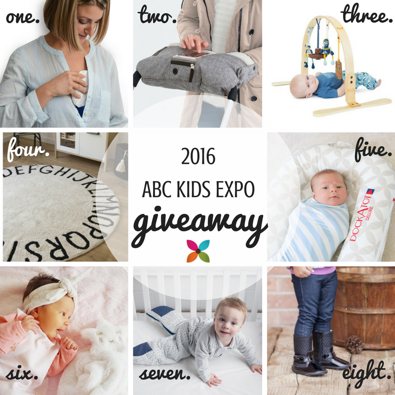 2016 ABC Kids Expo Giveaway on Savvy Sassy Moms