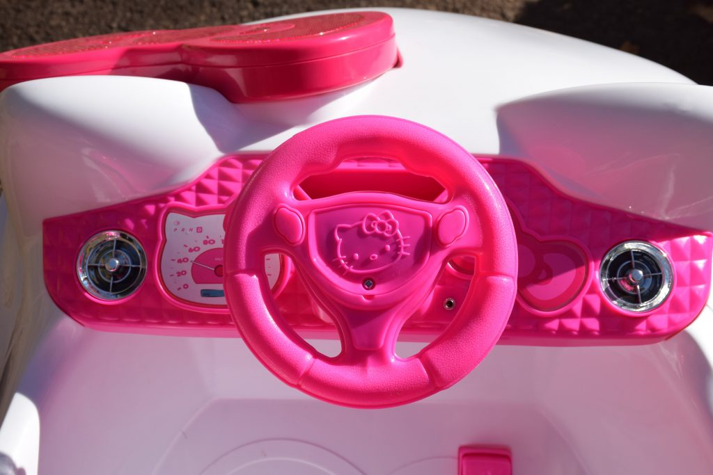 Hello Kitty Car Review