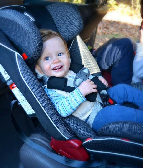 How long can your child stay rear facing?