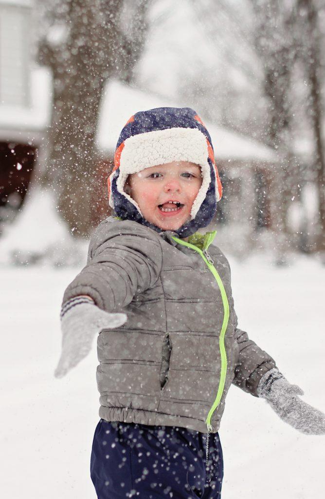 Holiday Winter Christmas Photo Checklist