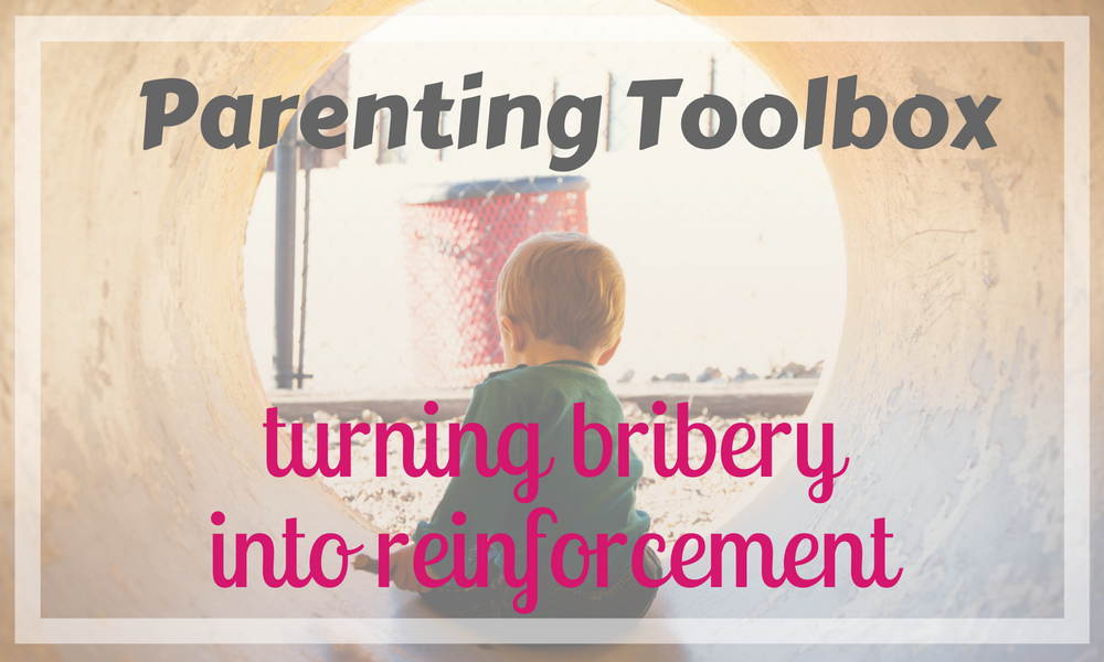 Is Bribing Kids Part of Your Parenting Toolbox?