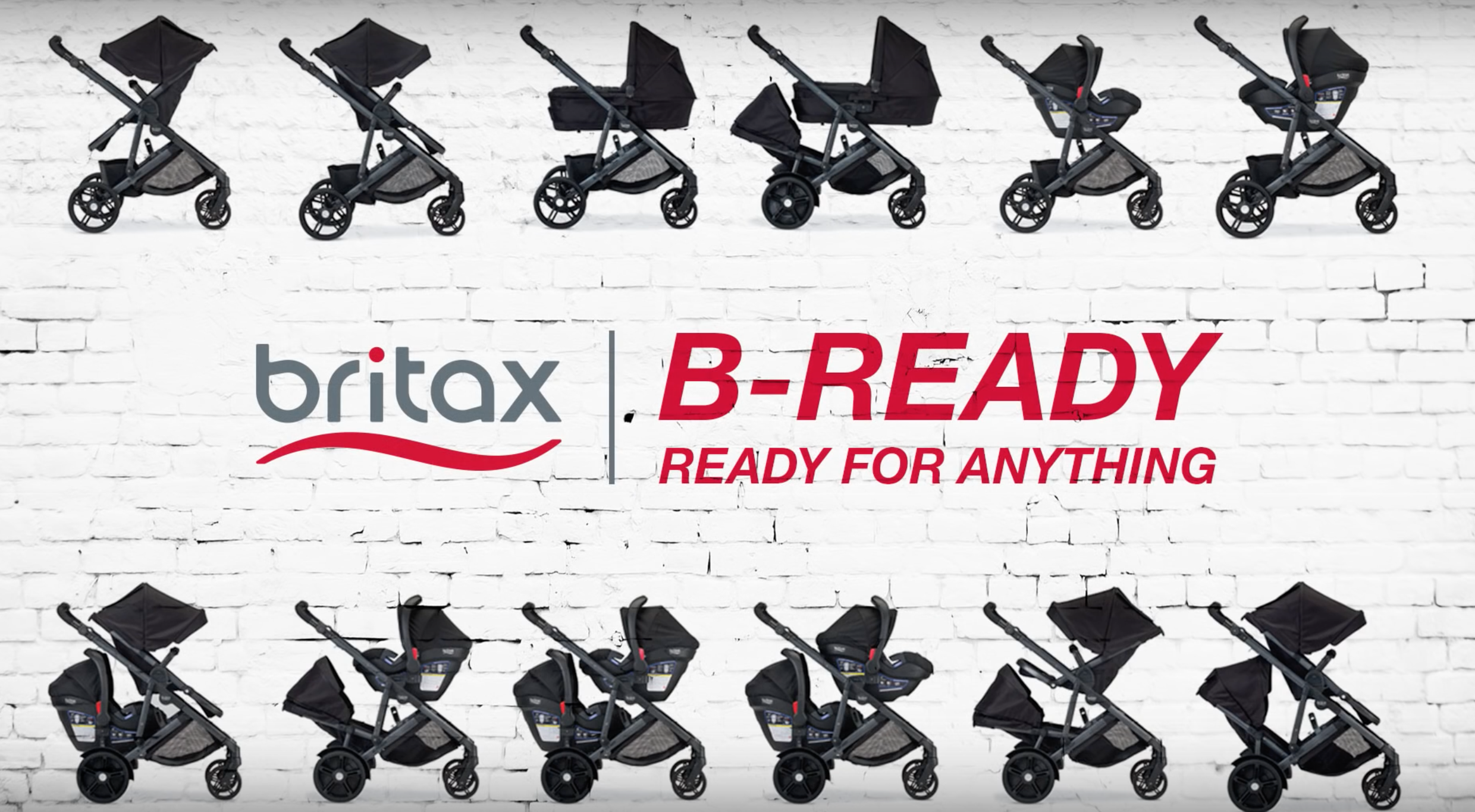 What's New About the 2017 Britax B-Ready Stroller