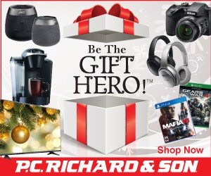 Be the Gift Hero this holiday season