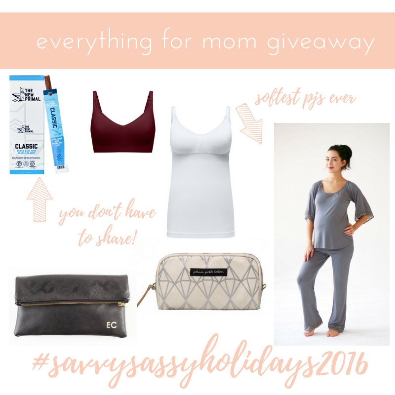 Win Everything Mom Wants for the Holidays