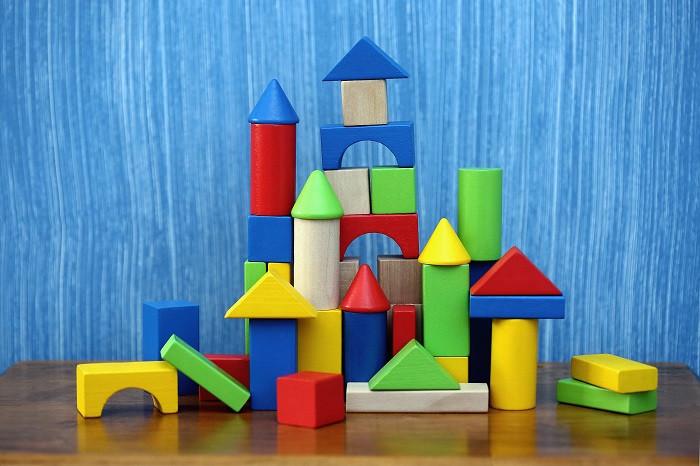 Cubbie Lee 50-Piece Block Set