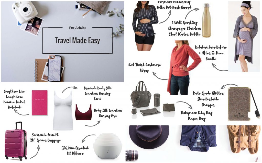 Holiday Travel Gear Moms Will Love