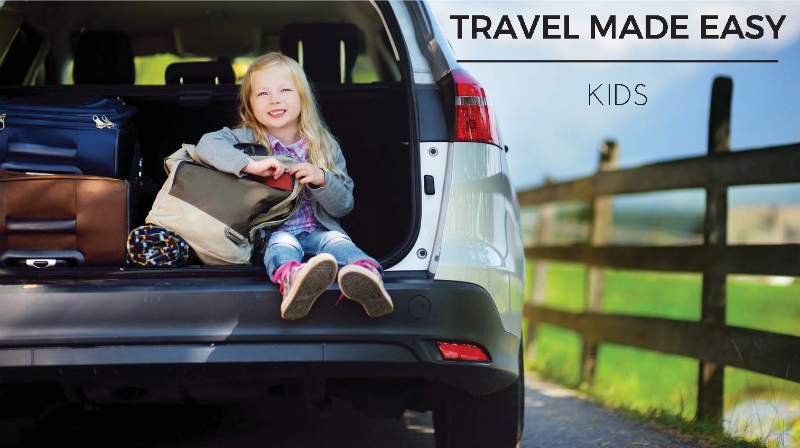 Kids Travel Gear to Make Holiday Travel Easy