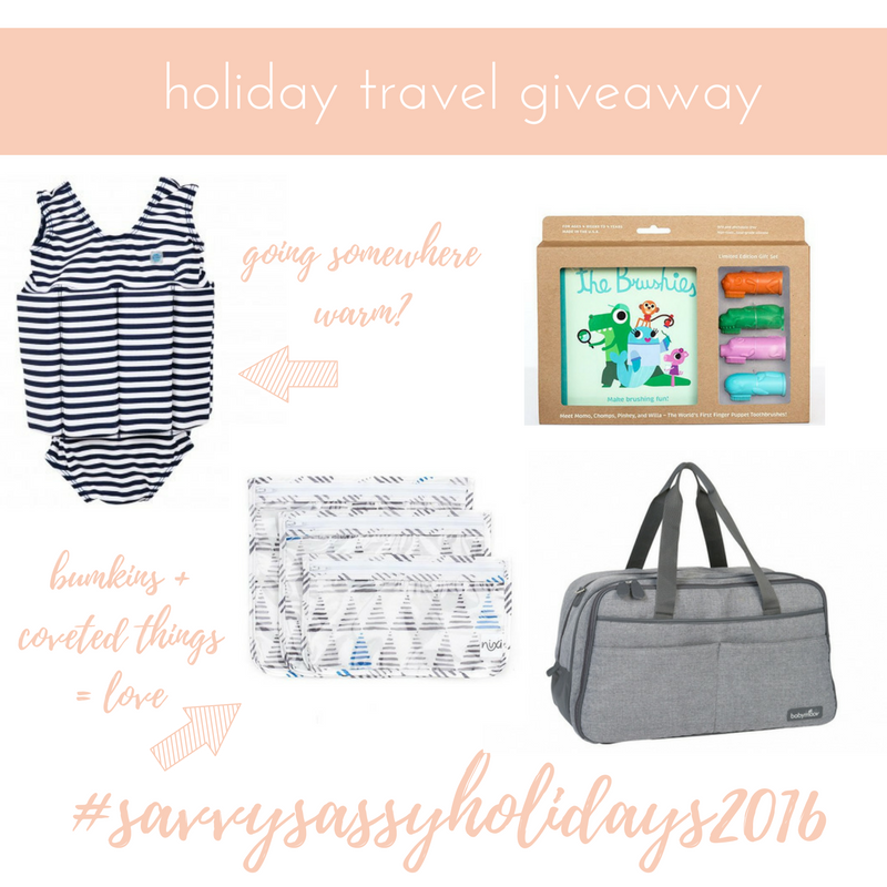 Win Holiday Travel Favorites ($1000 value)