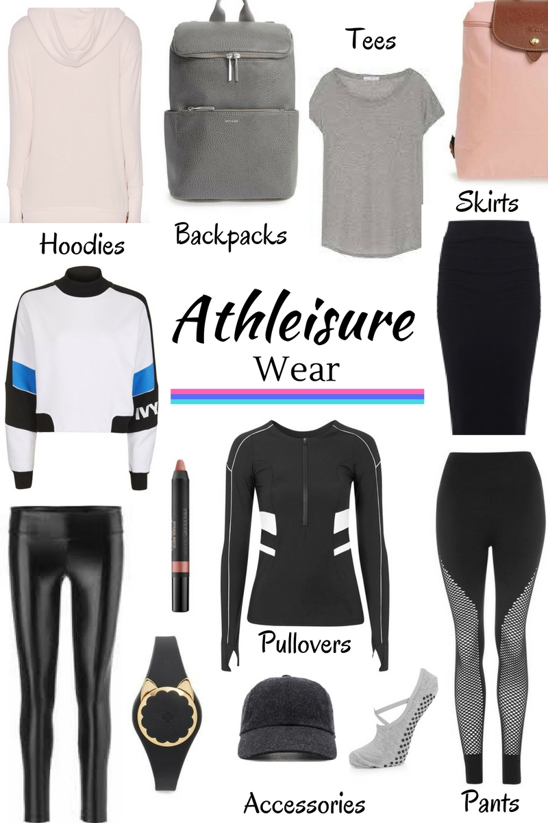 Athleisure Wear for Moms
