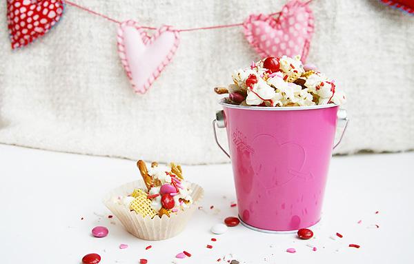 Cupid Crunch Snack Mix