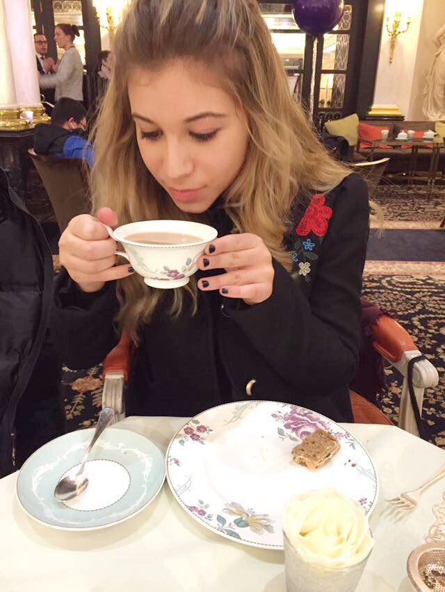 Where to have high tea in London