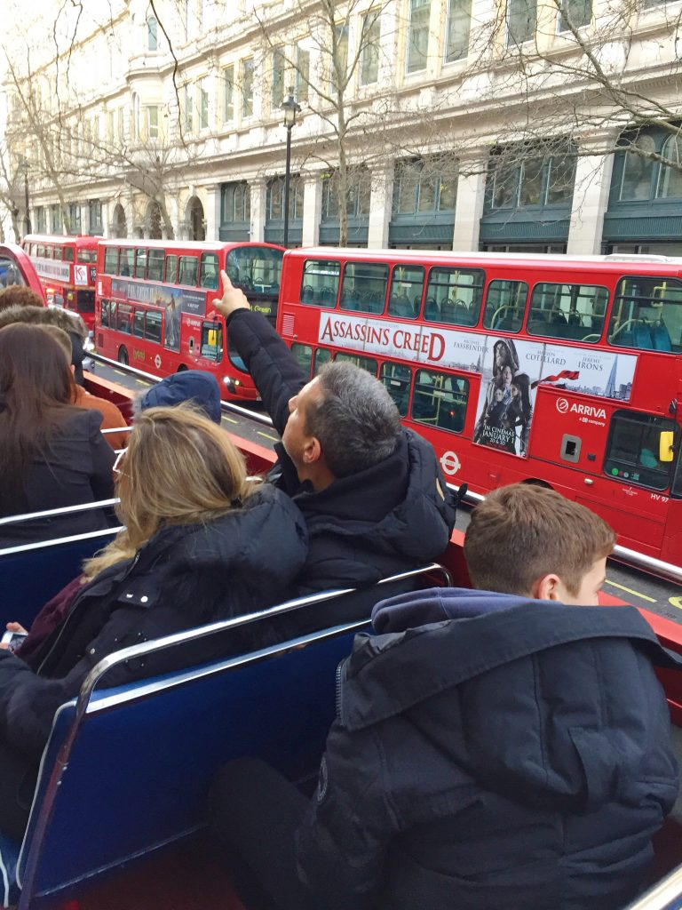 10 Tips for Family Trips to London