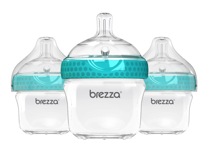 Coming Soon: Baby Brezza Baby Bottles