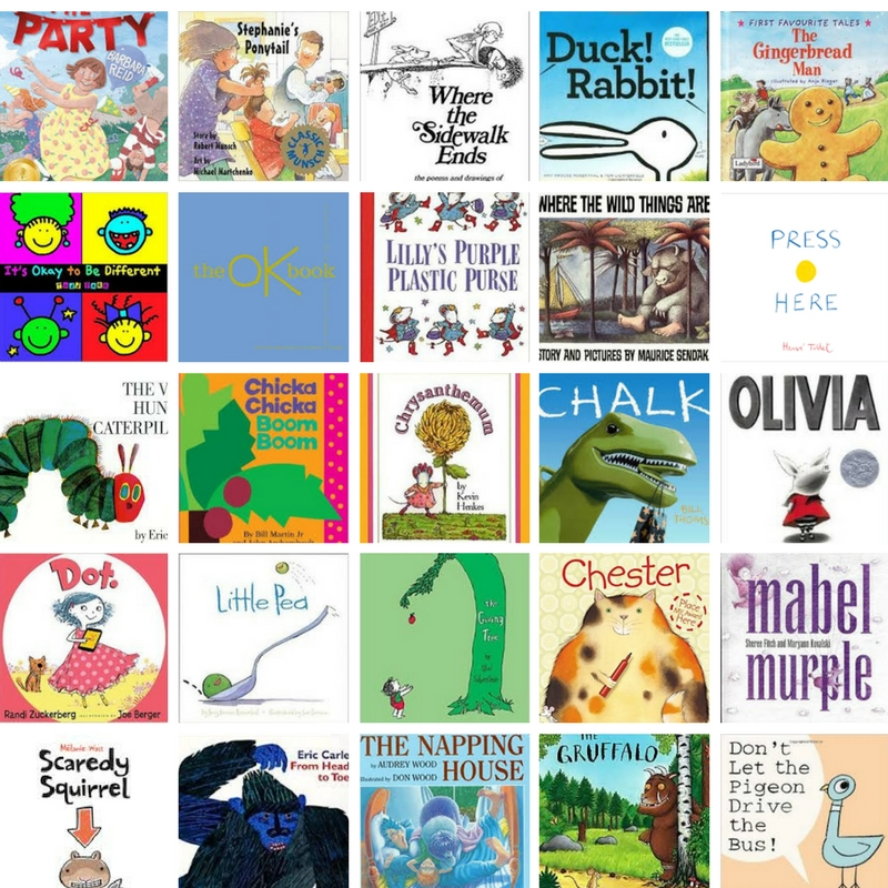 25 Must-Have Children's Books