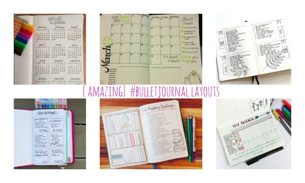 Bullet Journal Tips - Pick a Layout That Works for You