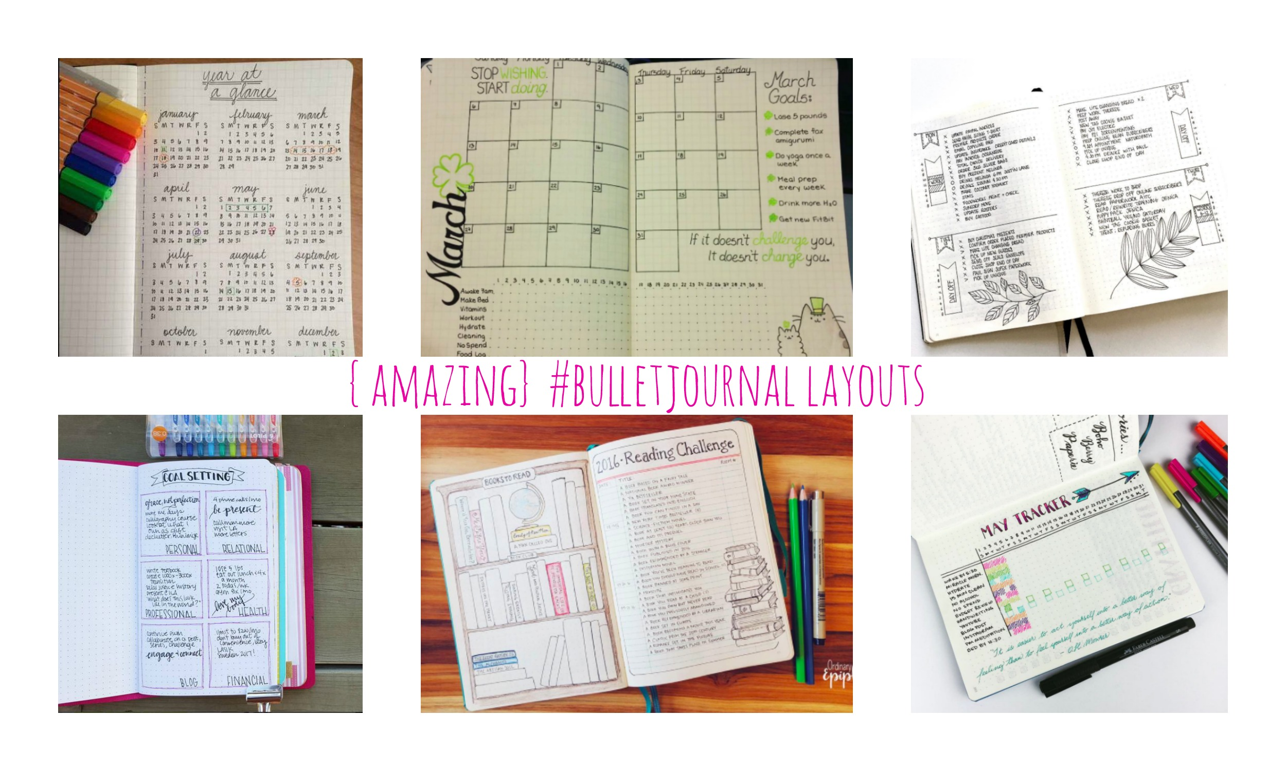 Bullet Journal Tips And Tricks
