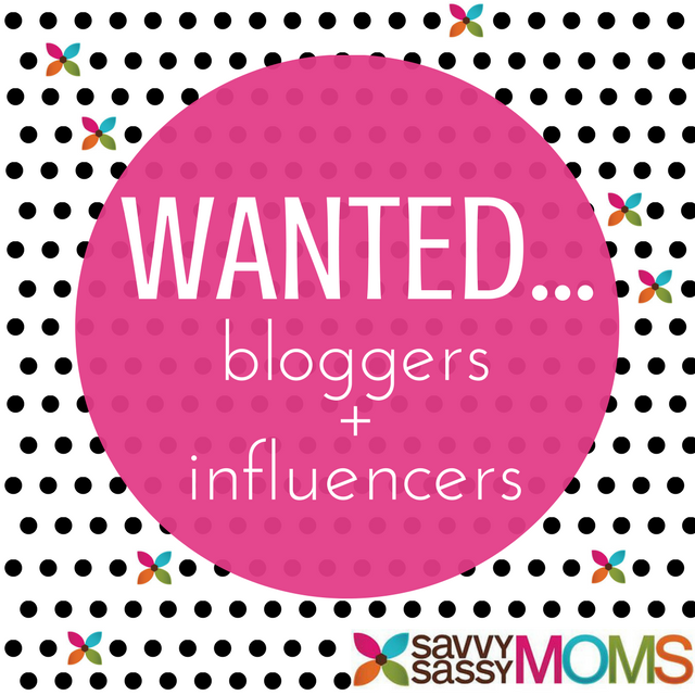 Join the Savvy Sassy Moms Influencer Network