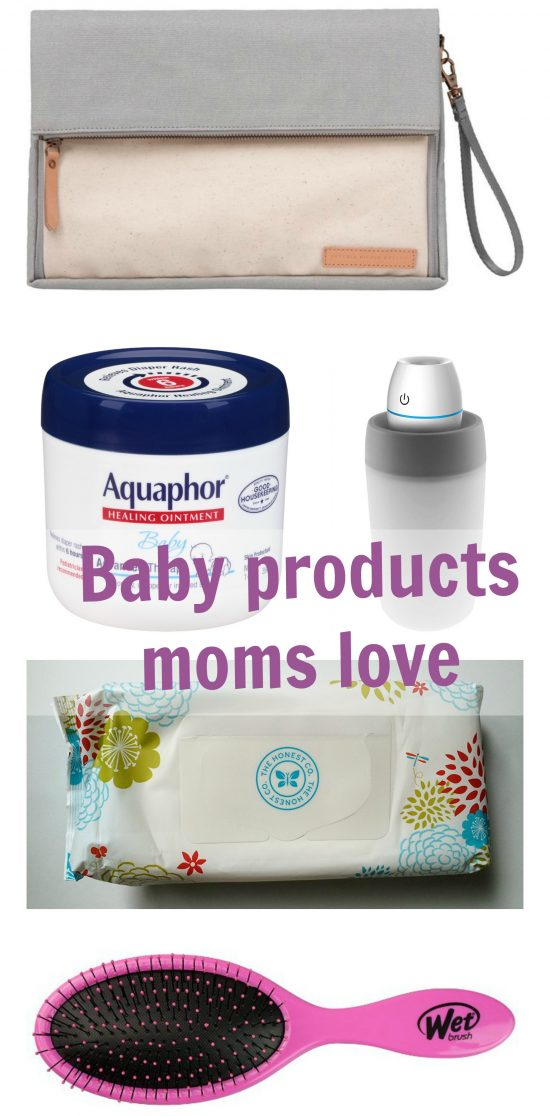 baby products moms love