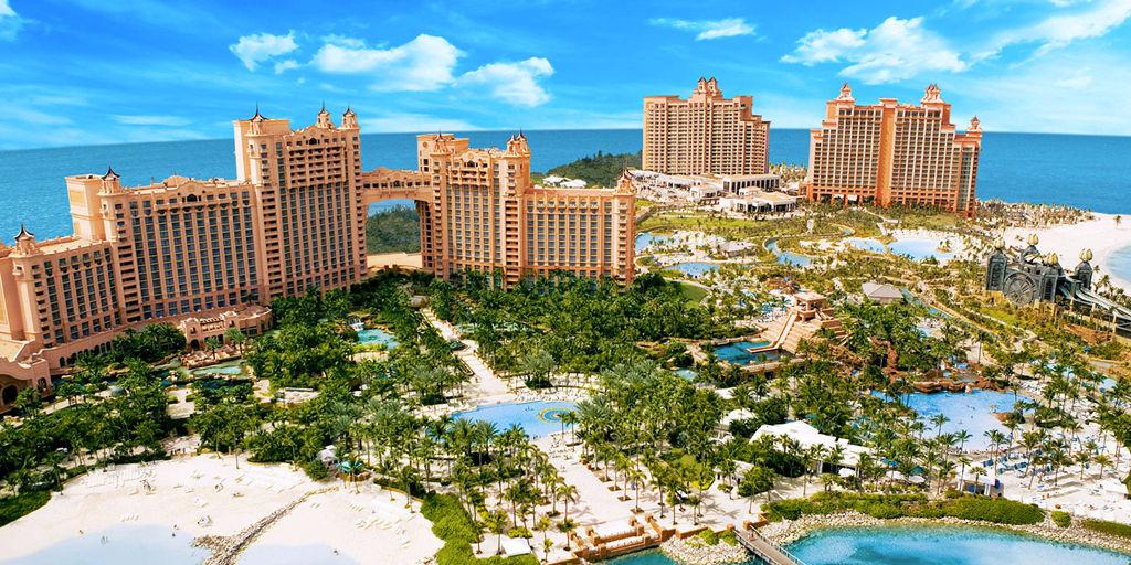 Family Vacations - Atlantis Resort