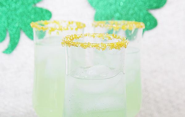 Sassy Leprechaun cocktail