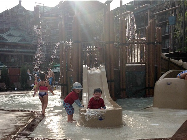 Family Vacations - Wilderness Lodge