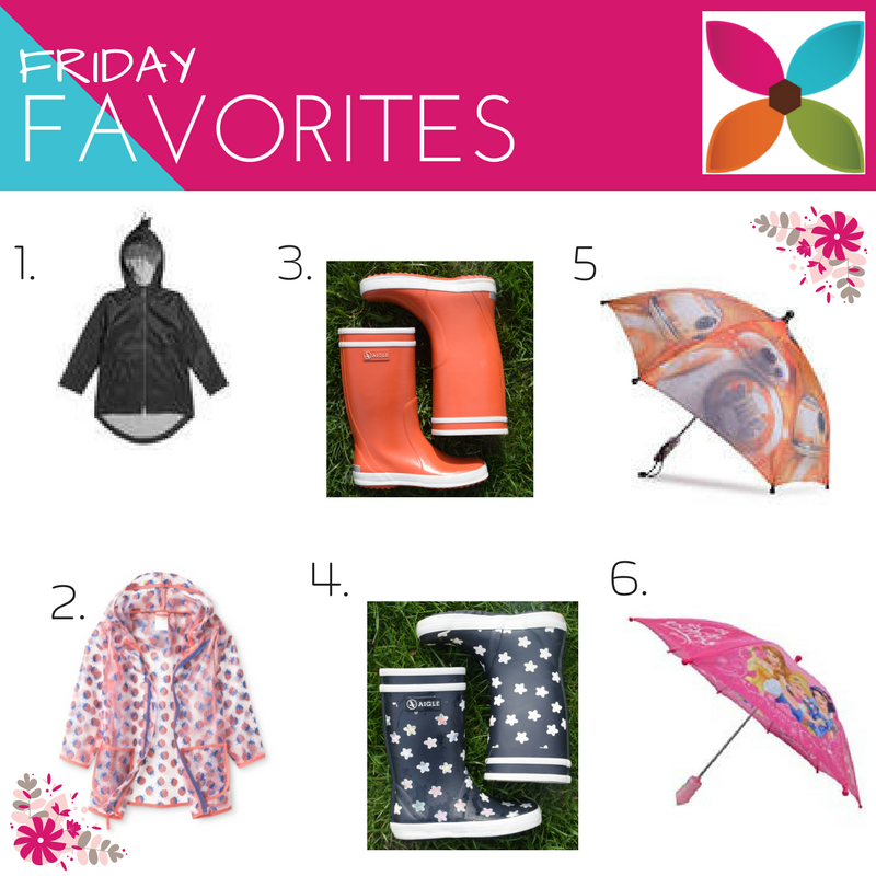 April Shower's Friday Favorites