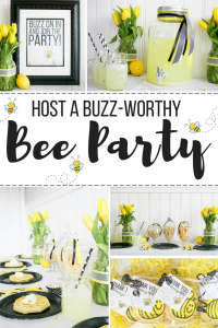 Host a Bee Party