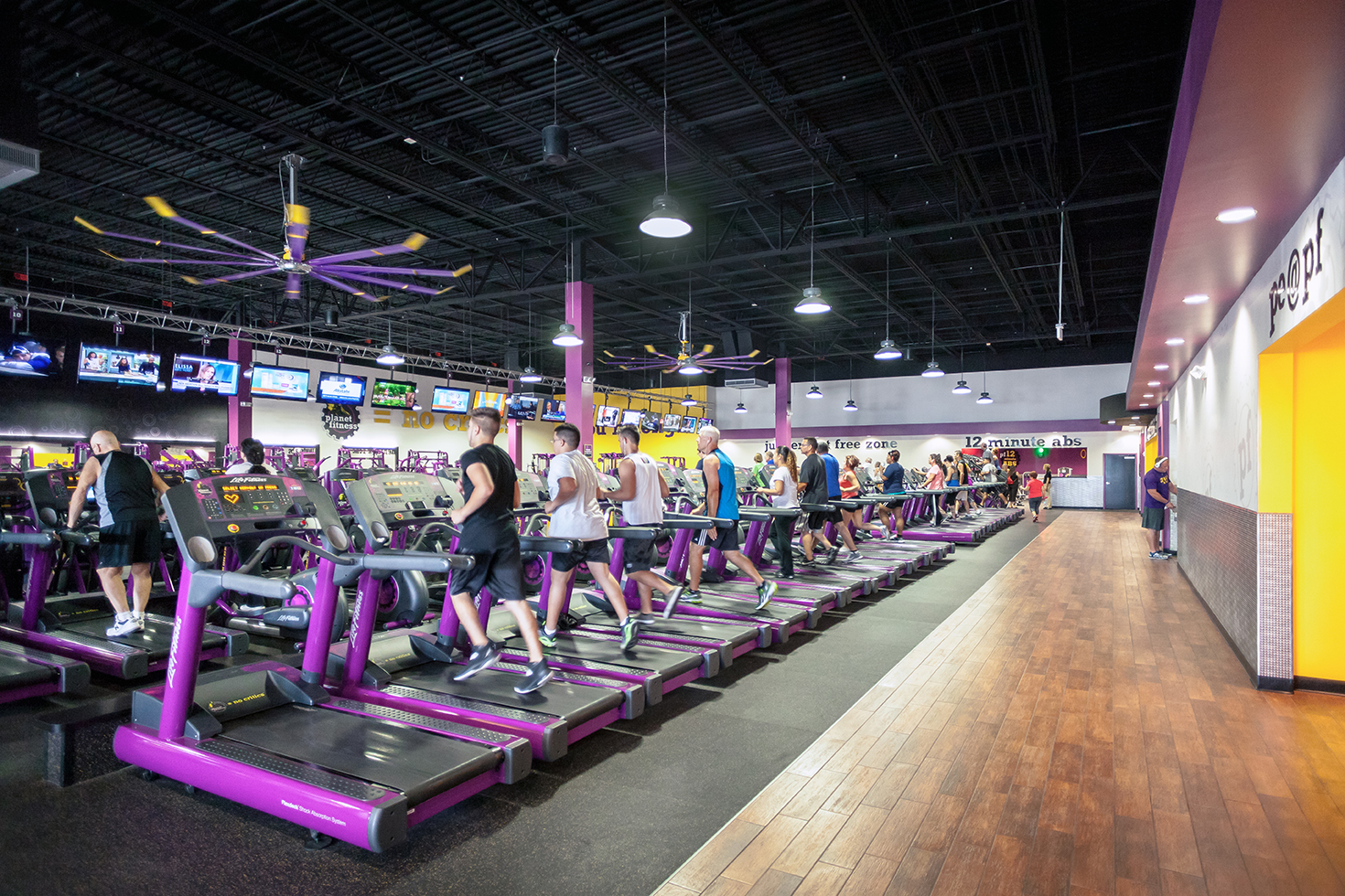Planet Fitness Gym