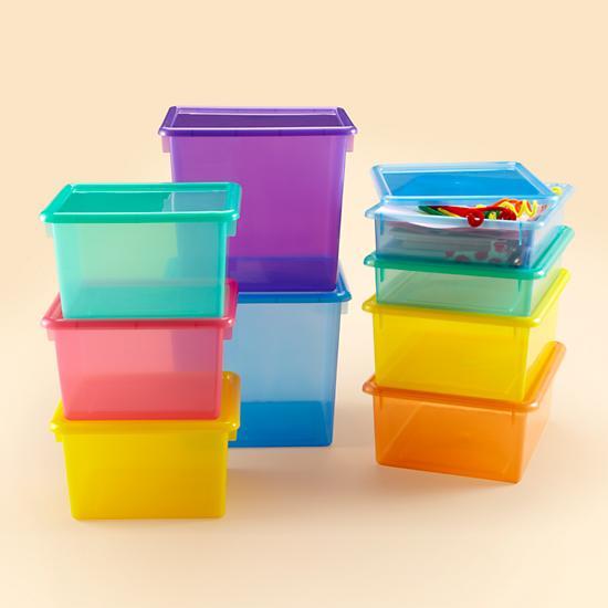 Land of Nod Cube Top Box
