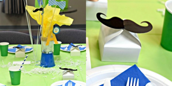 It's a boy: tips for planning a little man baby shower
