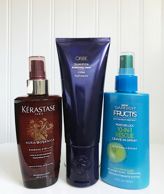 Solve Spring Hair Woes
