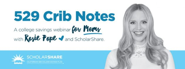 ScholarShare college webinar