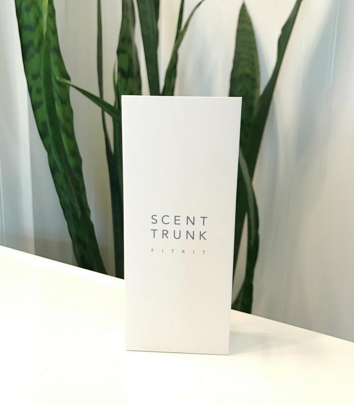 Scent Trunk custom perfume
