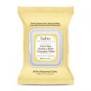 Babo Cleansing Wipes