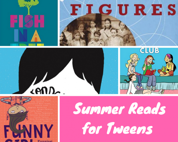 Summer Reading For Tween Girls