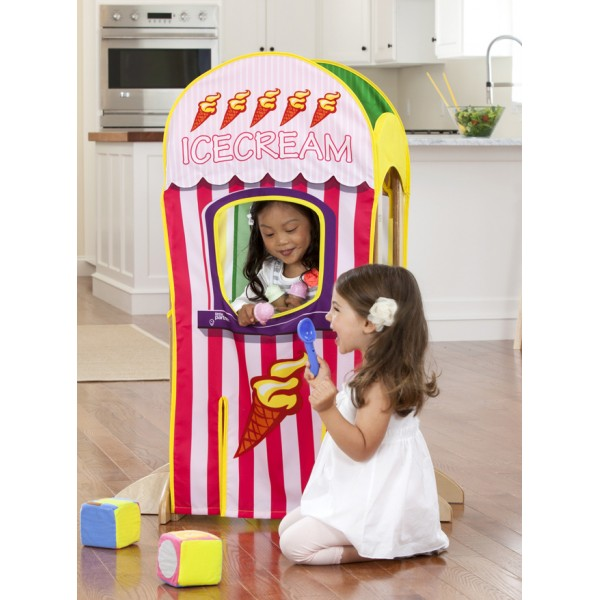 Little Partners Learning Tower Ice Cream Stand