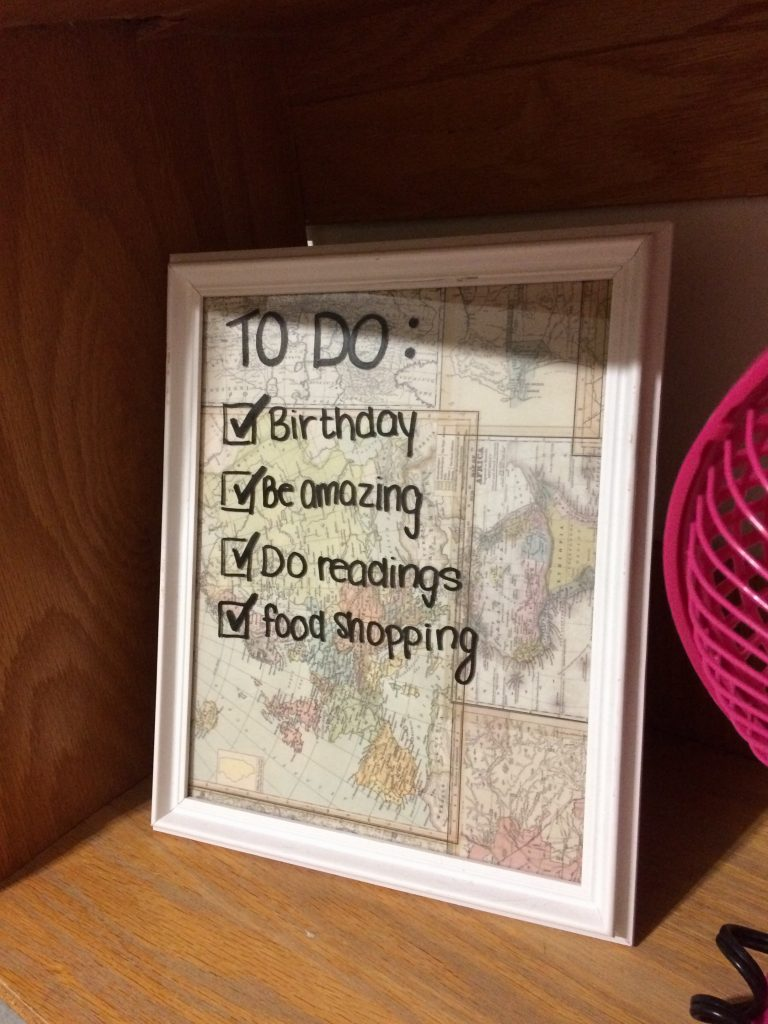 Easy DIY dorm projects