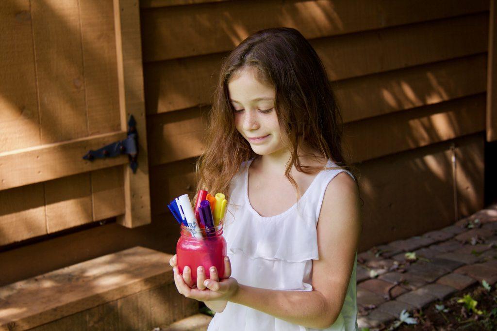 DIY back-to-school cool craft with Elmer's Glue
