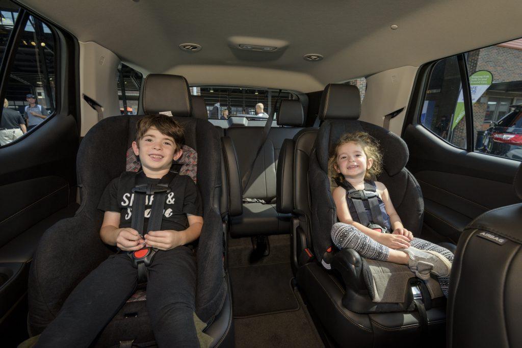 Chevrolet Traverse Media Drive