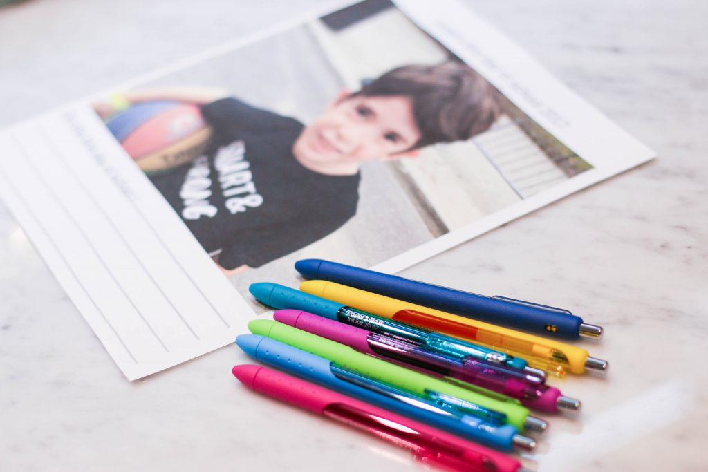 Paper Mate InkJoy Gel pens