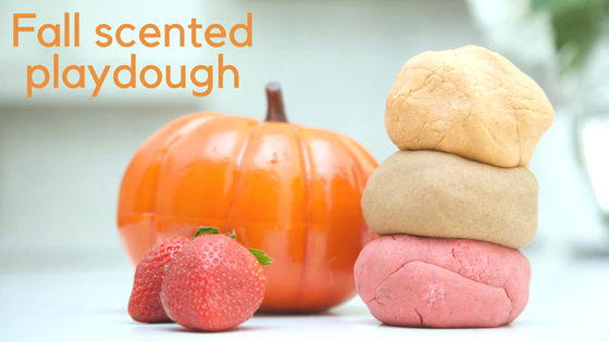 fall-scented-playdough